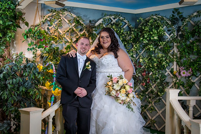 Mr & Mrs Ferrell Wedding