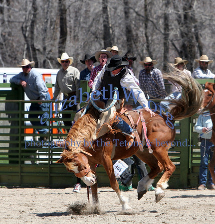 Teton High RODEO