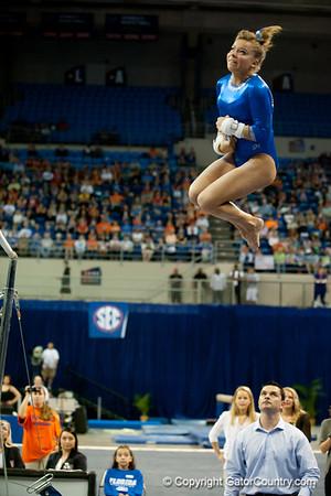 Photo Gallery: UF gymnastics vs. Georgia, 2/24/12