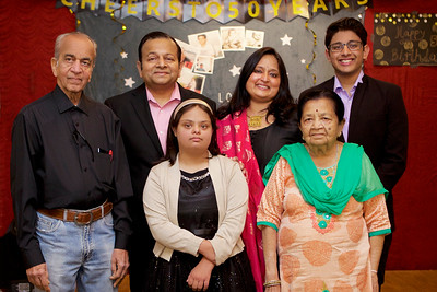 Rajesh's 50th Birthday