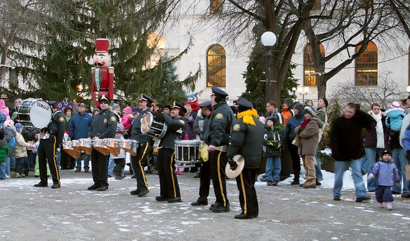 Rice Park Tree Lighting 2010
