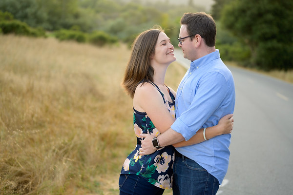 Ashlee and Harrison Engagement @ Henry Cowell, Felton