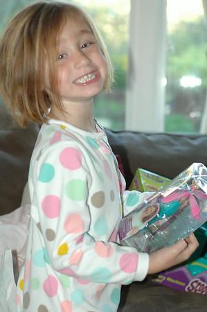Annalia's 5th Birthday