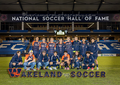 Wakeland Soccer-Senior Night