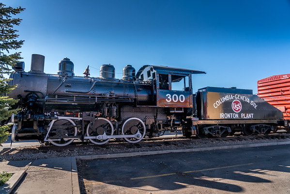 5/11/19 HEBER VALLEY RAILROAD CHARTER
