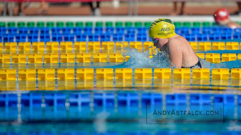 July 20 2016 - Down Syndrome World Championship Swimming