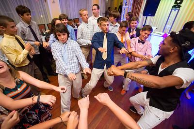 Jacob's Bar Mitzvah -- September 6, 2014