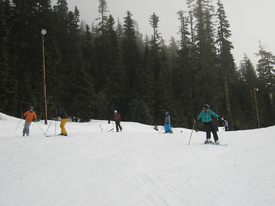 Willamette Pass CHS Training Day (Jan 17. 2011)