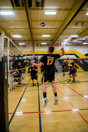 170314 GHS Men's Varsity Volleyball (Dublin)