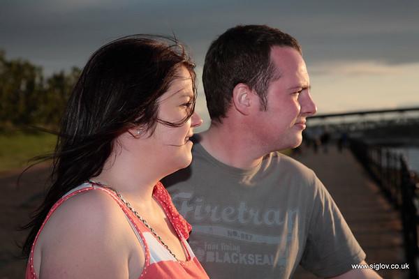 Suzanne & Scott pre-wedding