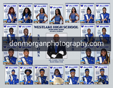 2020 Westlake Band Composite