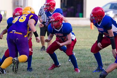 09/05/15 Pleasant Plains vs Williamsville