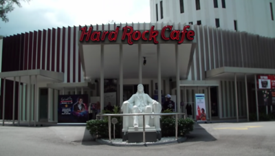 Aliff Satar Showcase | Petron & Hard Rock Cafe
