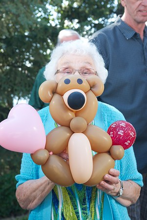 Yvonne's 90th