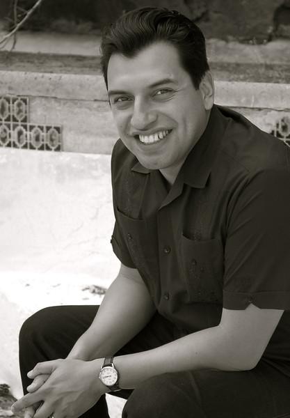 Michael Jaime Becerra,  Writer