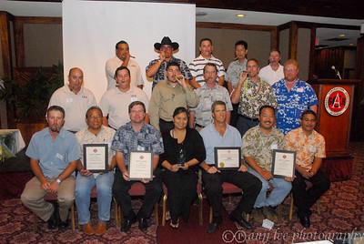 GCA Safety Awards Banquet