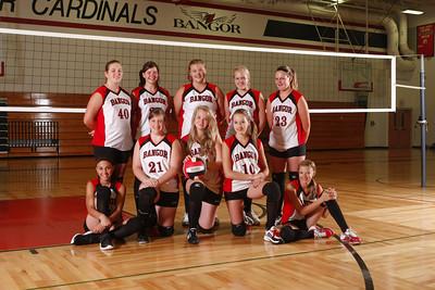 Bangor volleyball VB11