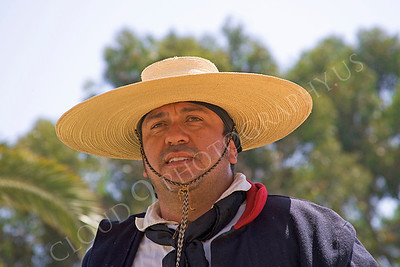 Pictures of Historical Re-Enactors of Early Western Spanish Settlers