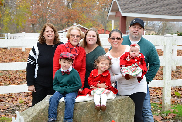 The Engel Family 2020