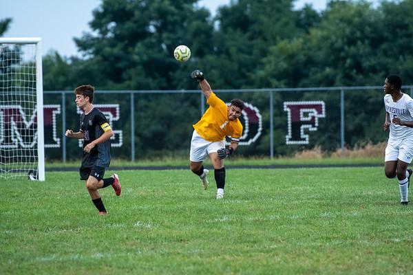 Boys Soccer vs Pikesville 9_14_21