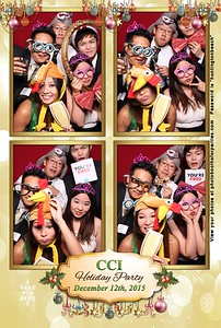 CCI Holiday Party