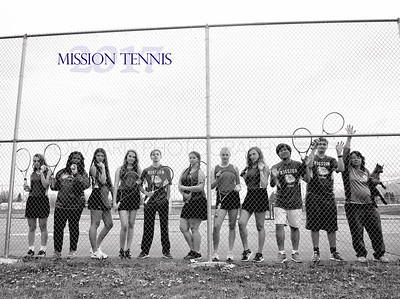 MHS Tennis | Team Photos 2017