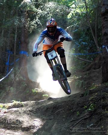 Charlie Sponel  Northwest cup rider 8