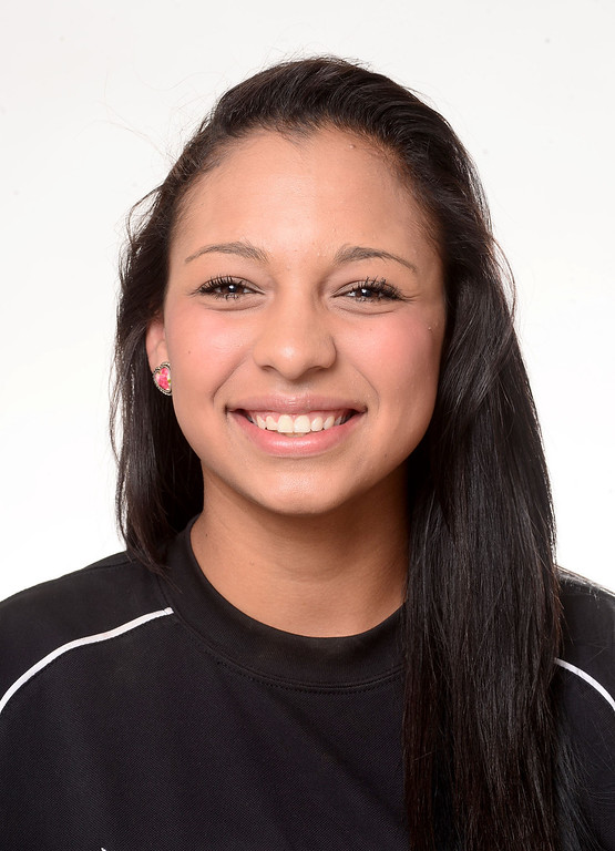 . Jocelyn Marquez of Northview High School softball Tuesday, June 4, 2013. (SGVN/Staff Photo by Sarah Reingewirtz)