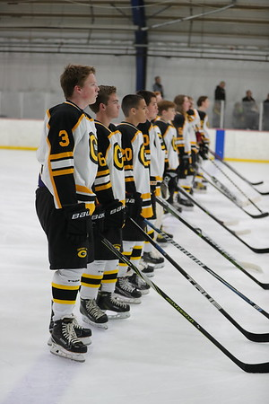 2017-2018 Centerville High School Hockey