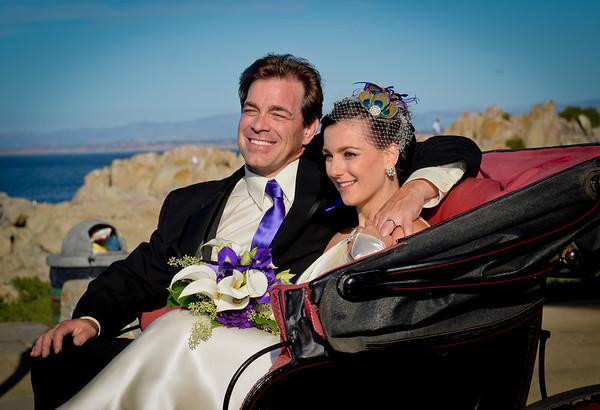 Joanna and Jeff (Monterey, CA)