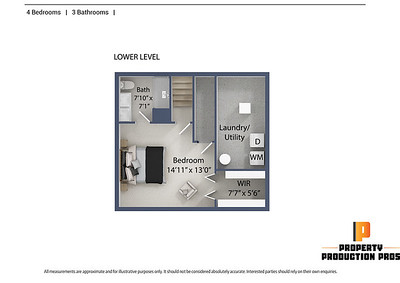 Advanced 2D and 3D Floorplan
