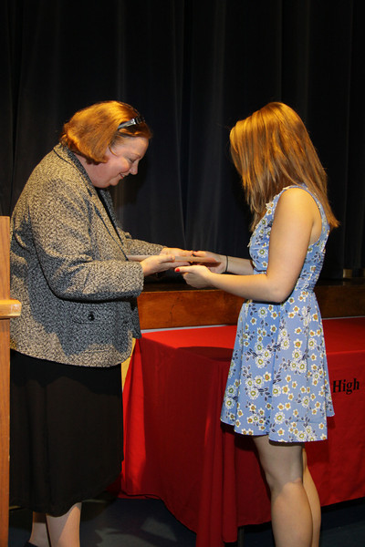 Awards Night 2012 - Student of the Year: Advanced Foods