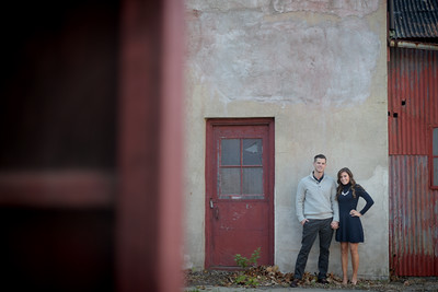 Janet and Matt's Collinsville Engagement Session