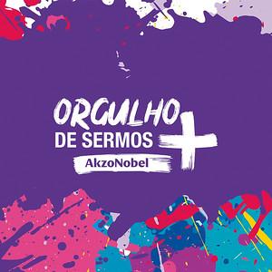 Orgulho de Sermos + AkzoNobel