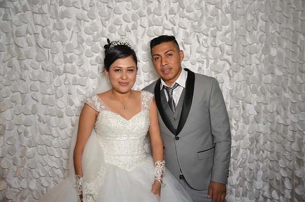 Rosibel & Jesus Photo Booth Pictures