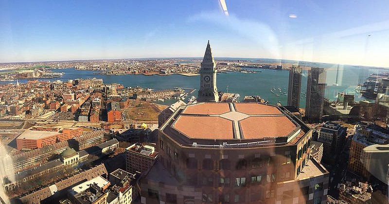 Another ridiculously beautiful day in Boston.