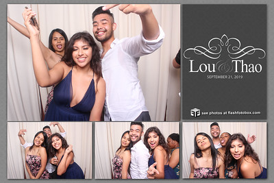 Lou & Thao Wedding - September 21, 2019