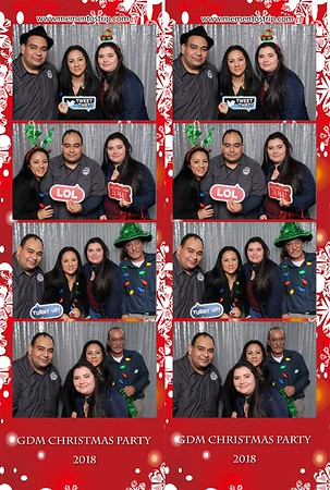 GDM Christmas Party