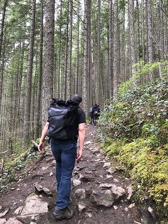 Mount Si Hike 29Apr17