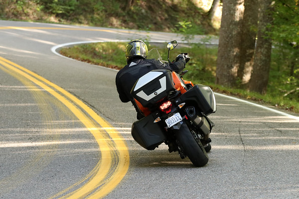 Tail of the Dragon Oct. 2018 KTM