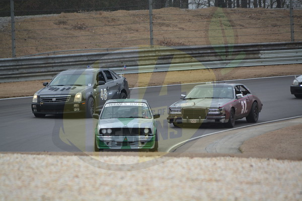 Shine Country Classic at Barber, February 2020