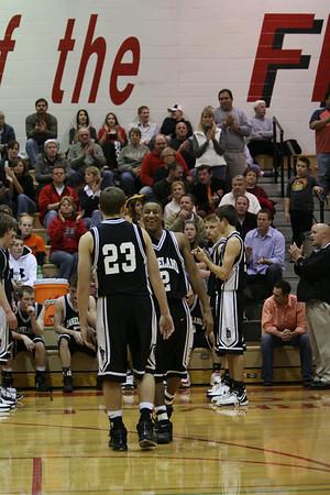 Boys Basketball @ Yorkville