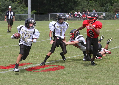 Fort Payne vs. Westbrook A-Team Football