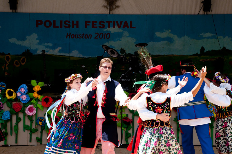 2010 Houston Polish Festival - Sunday