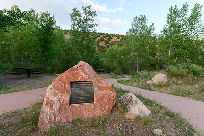 Garden Park Dinosaur Fossil Area
