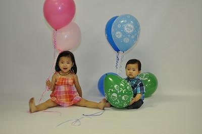 Both Children