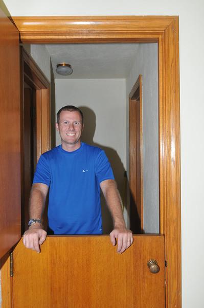 the 1/2 door
