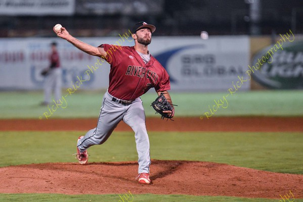 2016-09-13- River City Rascals (1) at Evansville Otters (2) - Championship series game 1