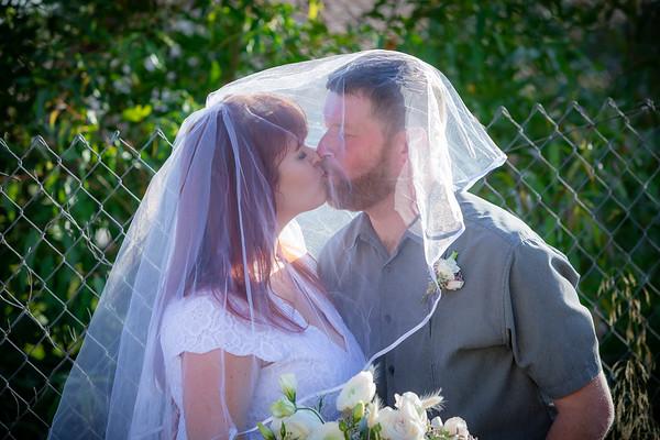 Shaw Wedding Ceremony