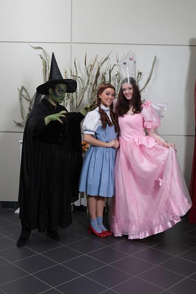 Gates Community Theater - Wizard of Oz